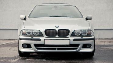 Продаю накладку на бампер BMW Е39 M- techniс