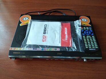 Продам dvd плеер beko,абсолютно новый за 1300 сом