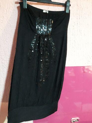 Elegantna haljina tegljiva S velicine