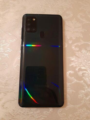 Samsung | 32 GB | göy | İşlənmiş | Barmaq izi