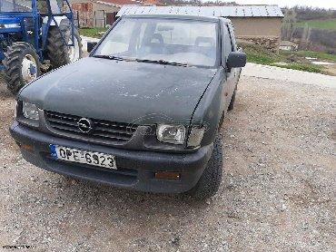 σε Σουφλί: Opel Campo 3 l. 1997 | 250000 km