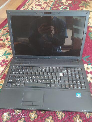 Lenovo - Кыргызстан: Продаётся ноутбук LenovoG565 Состояние хорошее