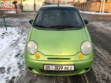 daewoo matiz 2 в Кыргызстан: Daewoo Matiz 0.8 л. 2008 | 188000 км