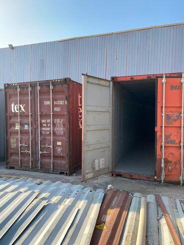 avtoyuma icarəsi - Azərbaycan: 6 m-lik boş konteynerin icarəsi.Çatdırılma var.Bununla yanaşı her növ