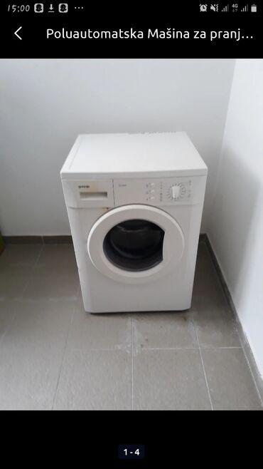 Bmw 7 серия 732i 5mt - Srbija: Frontalno Poluautomatska Mašina za pranje Gorenje 7 kg