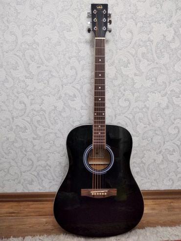 Продаю акустическую гитару вместе с в Novopokrovka