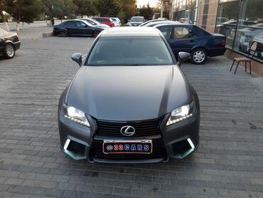 Lexus - Azərbaycan: Lexus GS 2.5 l. 2012 | 191000 km