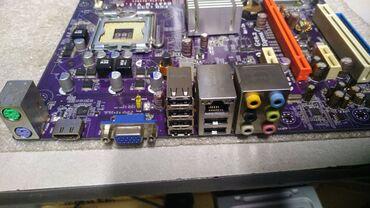 Мат. плата EliteGroup G43T-M rev1.0a(RTL) LGA775 PCI-E+SVGA HDMI+GbLA