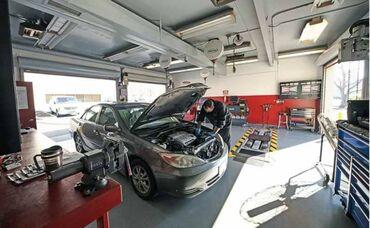 ремонт редуктора в Кыргызстан: Рулевое управление | Шумоизоляция
