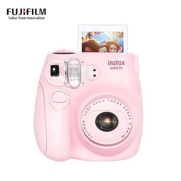 instax mini 8 в Кыргызстан: Fujifilm Instax Mini 7s Фотоаппарат Fujifilm Instax Mini 7s розового