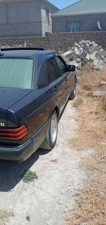 Mercedes-Benz 190 1.8 l. 1992   345652 km