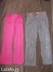 Lepe pantalone za zevojcice  pogledajte i ostalo ima jos slicnog - Prokuplje
