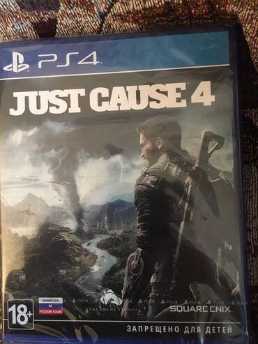 PS4 (Sony Playstation 4) Azərbaycanda: Just cause 4 Rus dilində