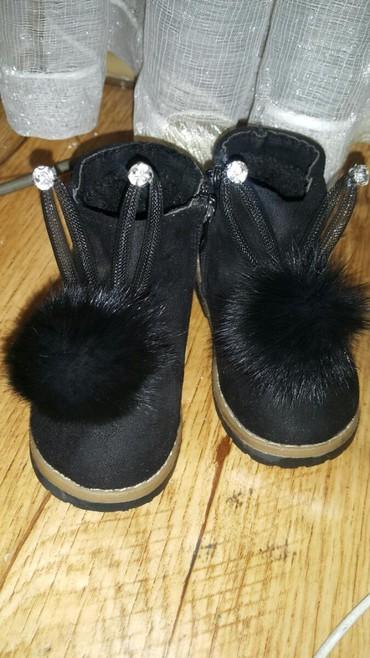 замшевая туфля в Кыргызстан: Продам сапожки замшевые сосстояние идеальное . внутри мех. размер 23
