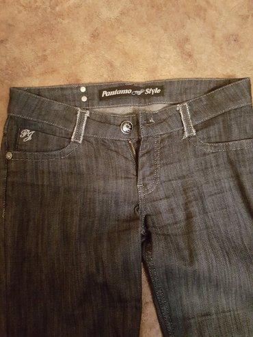 джинсы почти новые. в Бишкек