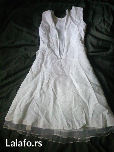 Svecana bela haljinica za 10-12god. - Prokuplje