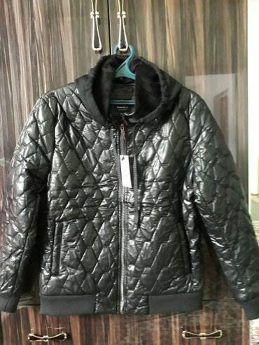 Куртки - Сокулук: Продаю муж куртку новая (осенний, весенний) размер 3xl
