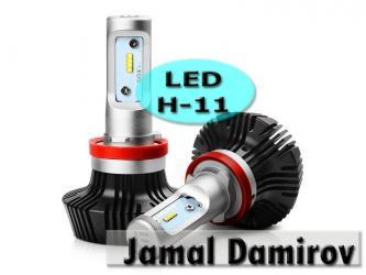 Bakı şəhərində LED H-11.