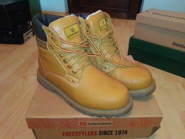 Kanadjanke - Srbija: Catmandoo cipele/kanadjanke original br. 44Kvalitetne duboke muske