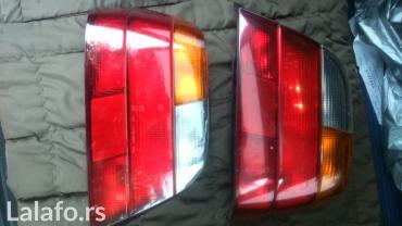 Bmw x6 m50d servotronic - Srbija: Odajem kompletne stop lampe sa sijalicama za bmw e38, leva lampa