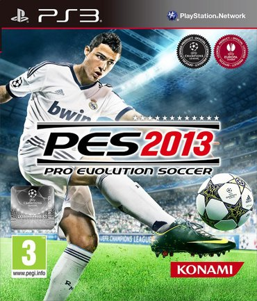 """Bakı şəhərində """"Pes 2013"""" playstation 3"""