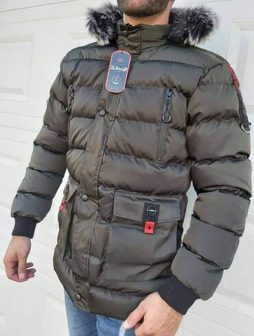 Kisu vetar - Srbija: Novi modeli ekstra toplih muskih jakni :)Zimska kolekcija, uvoz iz
