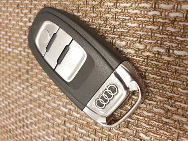 Audi q5 3 tfsi - Srbija: Kompletan kljuc za Audi A4 B8, A5, Q5 315mhzNOV kljuc sa elektronikom
