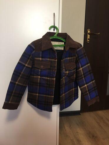 рокфон 3 цена в Кыргызстан: Продаю лёгкую курточку (осень-весна) на 3-4 года, новая. Производство
