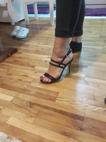 Sandale 39 br jednom obuvene - Kraljevo