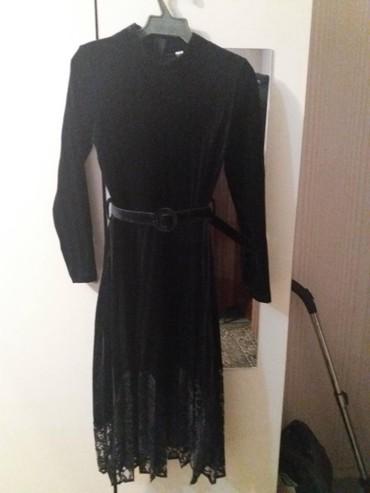 Платье для подружек невесты - Кыргызстан: Продаю черное платье новое