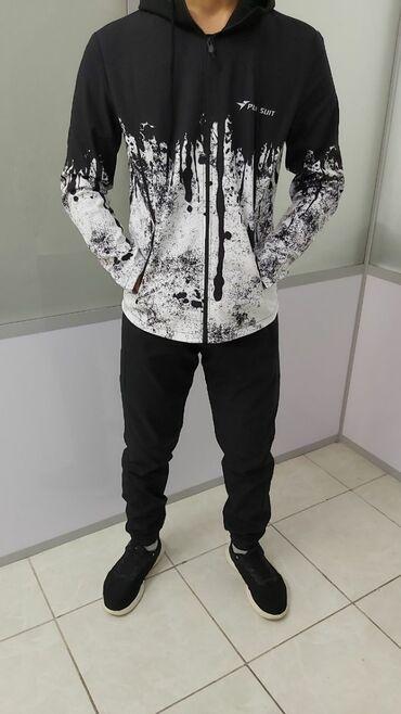 трико мужское в Кыргызстан: Шикарные Мужские Костюмы двойки Общая стоимость О отдельности: Куртка
