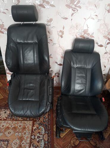 Продаю от BMW e39 два сидения передние все механизмы работают с