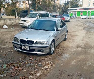 bmw z3 2 3 at - Azərbaycan: BMW 320 2 l. 2001 | 300000 km