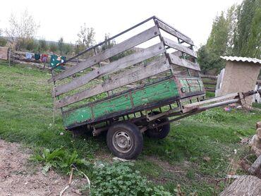 Прицепы - Кыргызстан: Продаю прицеп Иссык кул туп район