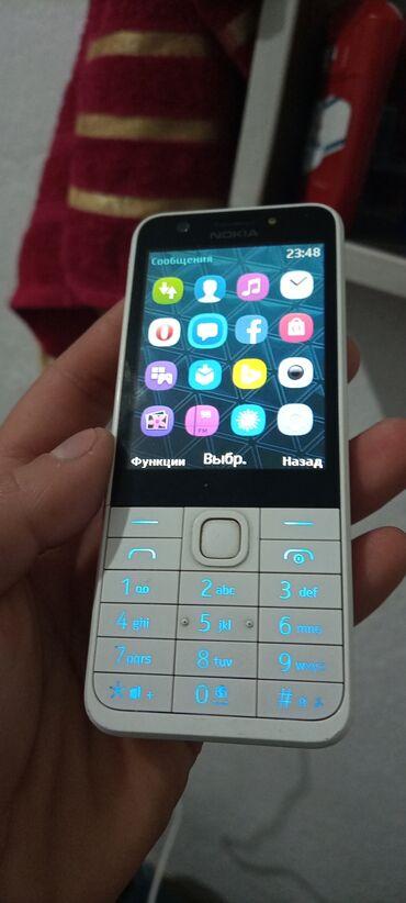 Электроника - Кыргызстан: Nokia 3230 | 1 ГБ | Серебристый | Новый | Гарантия, Кнопочный, Две SIM карты