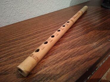 Флейты в Кыргызстан: Продаю деревянную флейту. г.Кант
