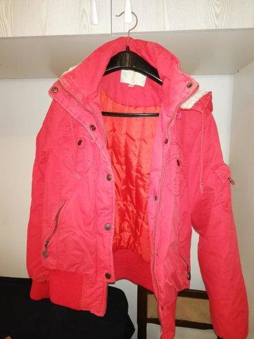 Zimske-jakne - Srbija: Kratka zimska jakna - debela sa krznom velicina XL - marke Refree