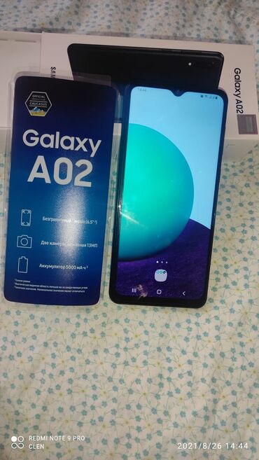 8 elan   SAMSUNG: Samsung   32 GB   Qara   Zəmanət