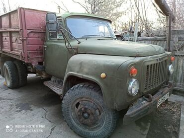 купить газ 53 самосвал бу в Кыргызстан: Продаю ГАЗ 53