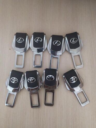 Аксессуары для авто в Лебединовка: Обманки заглушки ремня безопасности новые