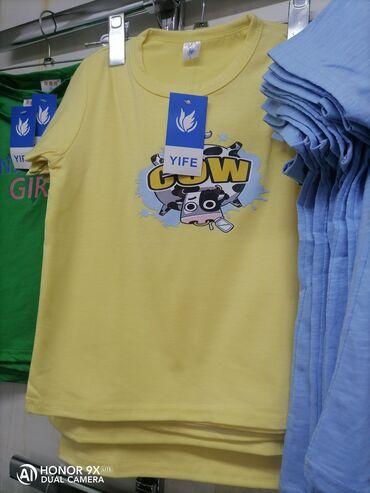 Оптом продаём футболки, Китай. Есть 3 размера. Дордой, Восток, проход