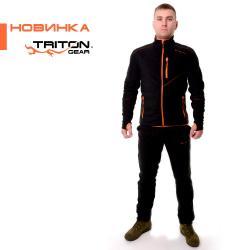 Спортивные костюмы - Кыргызстан: Мужской спортивный костюмКостюм удобен в носке и подходит в