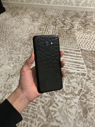 Б/у Samsung Galaxy A6 Plus 32 ГБ Черный