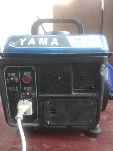 Генераторы - Кыргызстан: Продаю генератор 1500ват работает без нареканий как часики