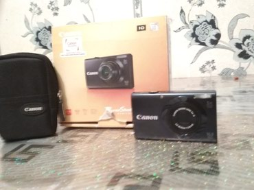 Canon PowerShot A3400 İS в Bakı