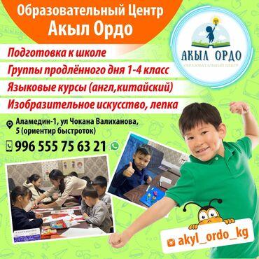 Языковые курсы - Язык: Китайский - Бишкек: Языковые курсы | Английский, Китайский | Для детей