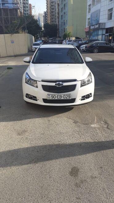 Chevrolet - Azərbaycan: Chevrolet 1.6 l. 2012 | 215000 km
