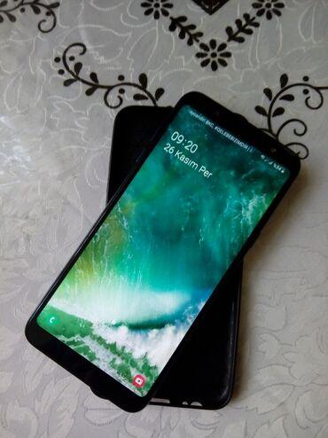 Samsung galaxy r - Азербайджан: Б/у Samsung Galaxy A6 Plus 32 ГБ Синий