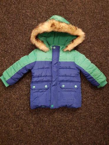 Zimske-kape-o - Srbija: Snizena na 1600 Zimska jakna za decake  Br. 86 (12-18)