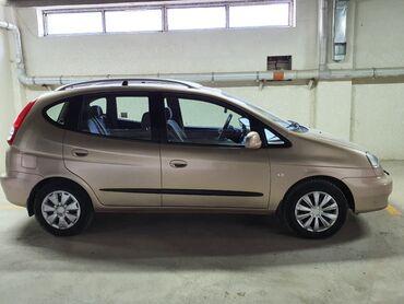 Chevrolet Rezzo 1.6 л. 2007